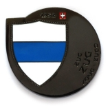 zug geocoin | black nickel (se) DISCOUNTED