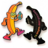"gone bananas geocoin | ""funky"""