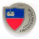 liechtenstein geocoin | antique silver