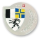 grisons (graubünden) geocoin | nickel (re)