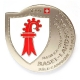 basel country geocoin | nickel (re) | DISCOUNTED
