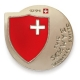 schwyz geocoin | nickel (re)