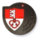 obwalden geocoin | black nickel (se)